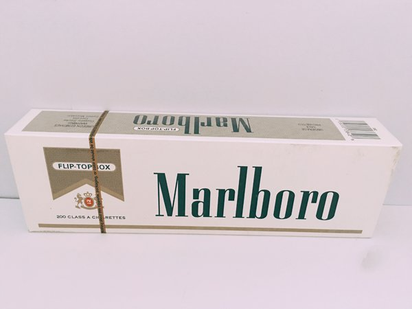 Marlboro Gold Regular Cigarettes 10 Cartons