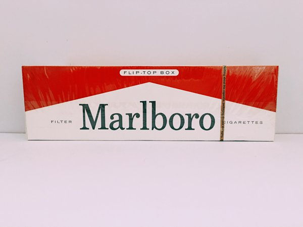 Marlboro Red Regular Cigarettes 1 Carton