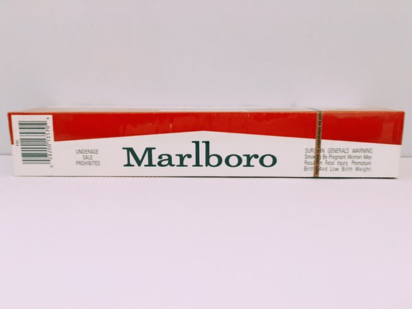 Marlboro Red Regular Cigarettes 20 Cartons