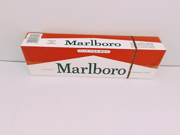 Marlboro Red Regular Cigarettes 40 Cartons
