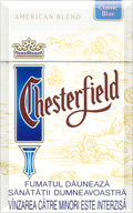 Chesterfield Classic Blue Cigatettes