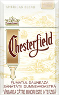 Chesterfield Classic Bronze Cigatettes