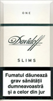 Davidoff Slim One 100s Cigatettes