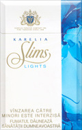 Karelia Slims Blue Cigatettes