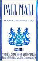 Pall Mall Lights (Blue) Cigatettes