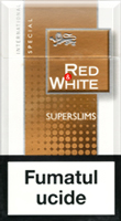 Red And White Super Slims Special Cigatettes - Click Image to Close