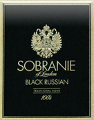 Sobranie Black Russian Cigatettes