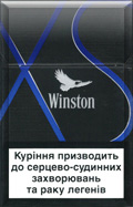 Winston XS Blue Mini Cigatettes