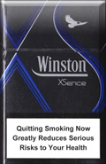 Winston XSence Blue(Mini) Cigatettes