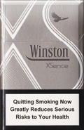 Winston XSence White(Mini) Cigatettes