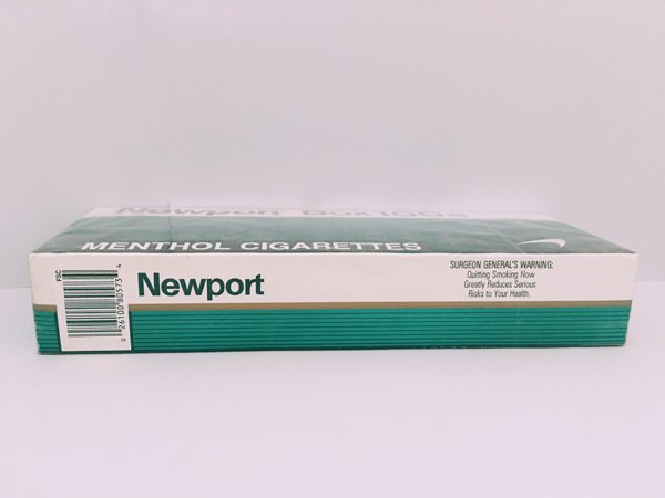 Newport Regular Cigarettes 6 Cartons