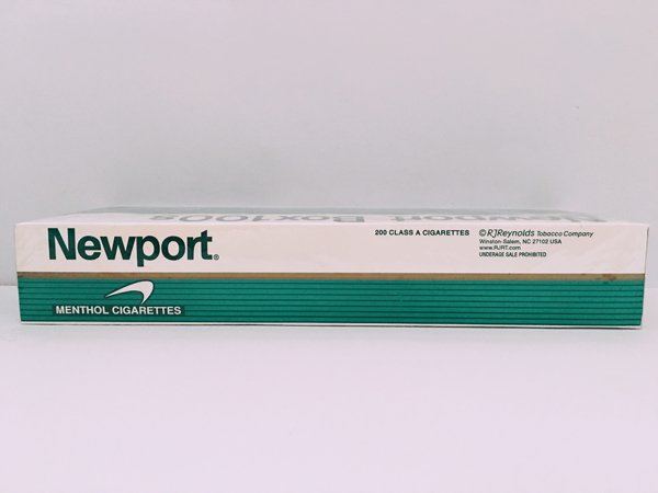Newport Regular Cigarettes 10 Cartons