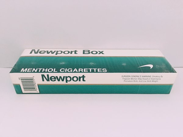 Newport Regular Cigarettes 20 Cartons